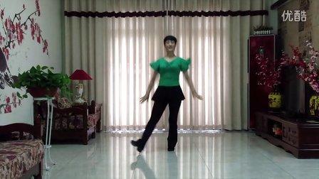 梅儿广场舞(业余)—绿旋风