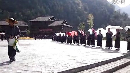 贵州黔东南凯里千户苗寨采风