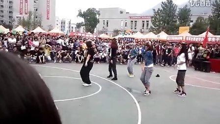 Stupid shit重庆大学城市科技学院街舞社