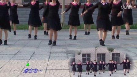 西咬村空港彩虹广场舞(青春队)——梦中的唐古拉