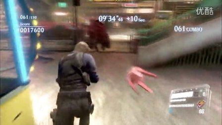 【分头】生化6 佣兵 Urban Chaos Leon DUO 144W Fail