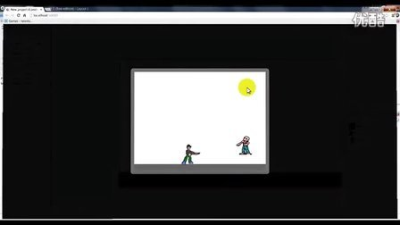 Construct 2 Basic Enemy AI and Player Movement
