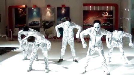 郑州假面舞蹈1