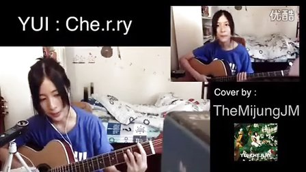 YUI cover CHE.R.RY guitar TheMijungJM