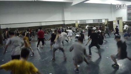 2013年全国街舞教练普及课程重庆站精彩剪辑