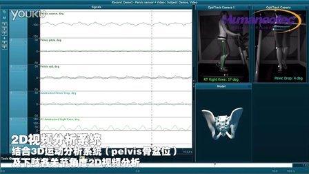 美国Noraxon 2D视频分析系统2D步态分析系统
