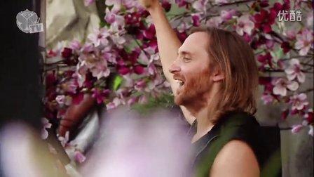 【宁博】David Guetta 亮相 Tomorrowland 音乐节 2013