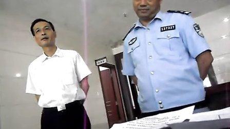 惠州公安局信访办心虚,信访打破惯例不给回执,工作人员态度恶劣