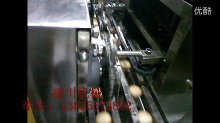 饼干夹心机自动连接包装机