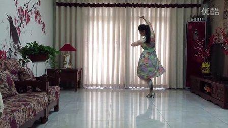 梅儿广场舞(业余)—亲亲茉莉花