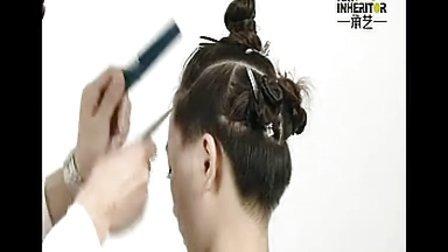承艺2012沙宣剪染发型-1 标清