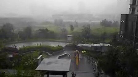 2013年8月11日16点暴雨
