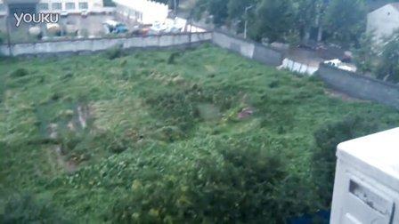 济源8月11号下午大暴雨