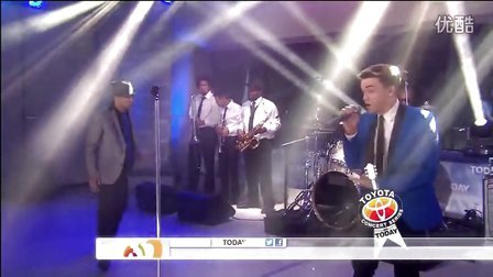 Jesse McCartney - Back Together (Today Show Live)