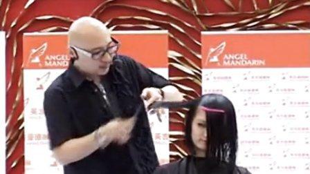 威派美发教育 沙宣精剪 沙宣短发发型 2013最新沙宣1