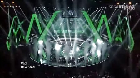 (UKISS)--Never Land(111120)(13届中韩歌友会) 超清
