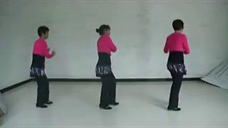 西板台 彩蝶广场舞  《耶耶耶》  健身舞