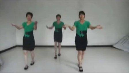 西板台 彩蝶广场舞 《龙船调》 健身舞