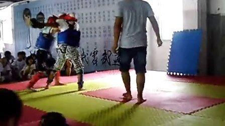 2013济阳散打  刘修宏