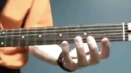 学习弹琴--吉他