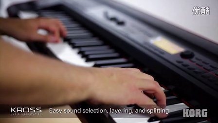 Korg Kross Music Workstation -- Introduction_Overview Video