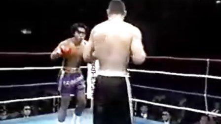大克里琴科早期自由搏击比赛