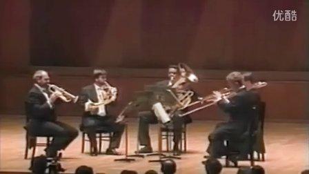 Art of Brass Vienna plays Junk Man Rag by Luckey Roberts