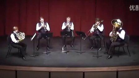 Junk Man Rag - Smoky Mountain Brass Quintet