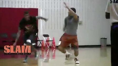 Cory Joseph NBA Draft Workout with John Lucas