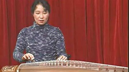 古筝教学李萌