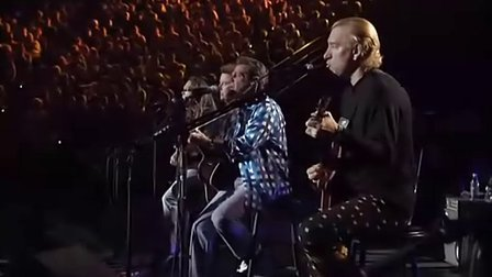 老鹰乐队墨尔本告别巡回演唱会C