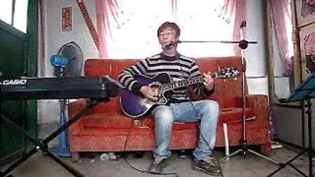 照片 062集安老九吉他弹唱我和草原有个约定