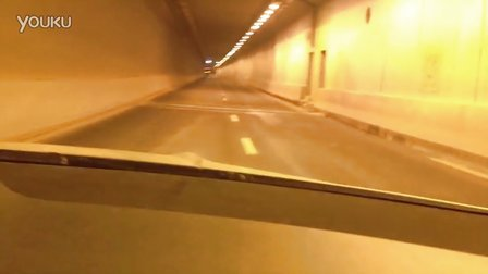 C63 AMG 炸隧道