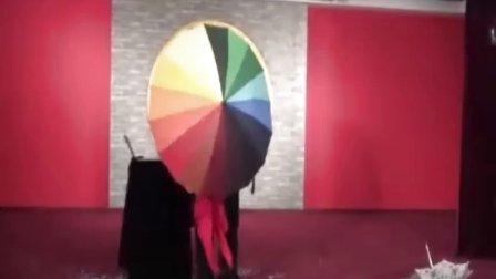 王璐 大学生魔术师超人花絮