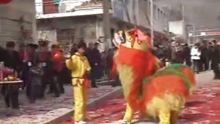 陕西省丹凤县土门镇土门村2008贺新春-下