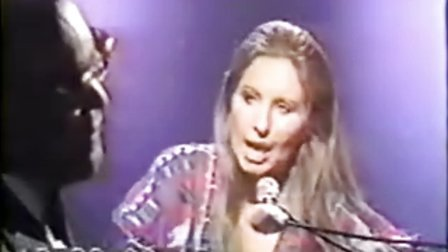 Ray CharlesWith Barbra Streisand1973 Cryin Time