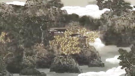 邓刚国画视频