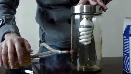 会吸烟、吸毒的灯泡