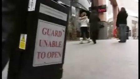 运钞车抢劫案 真实录像曝光