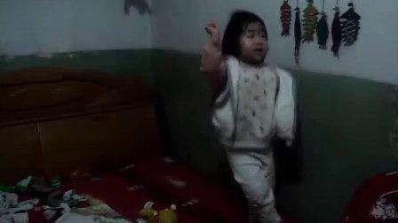 我家宝宝的舞蹈