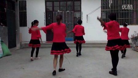 杨屯安庄   快乐广场舞(借店情借点爱)