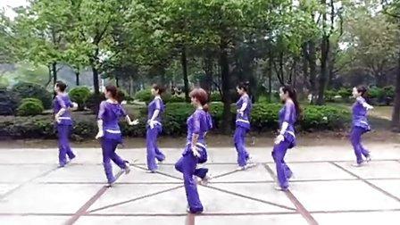 常德临江公园活力广场舞《太阳下》