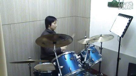 皓MM打鼓.硬摇滚(Hard Rock)Download.Rock School Drums