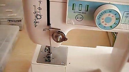 缝纫机  653缝纫机  调夹线器