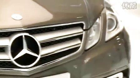 奔驰E-Class Coupe广告拍摄花絮