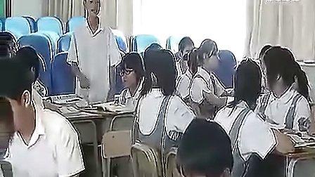 月相 初一(中学科学优质课教学视频专辑)