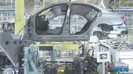 梅赛德斯奔驰在德国不莱梅的生产线