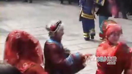 [拍客]带你走进西安小雁塔首届文化庙会