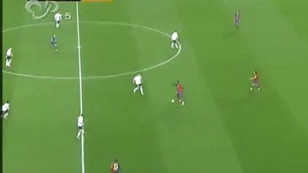 12月7日 西甲第14轮 巴萨vs瓦伦西亚 下半场