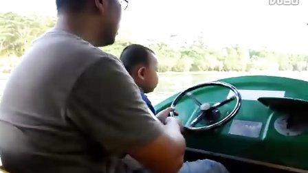 第一次划船